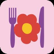 Significa que suas flores podem ser ingeridas, desde que cultivadas sem agroquímicos.